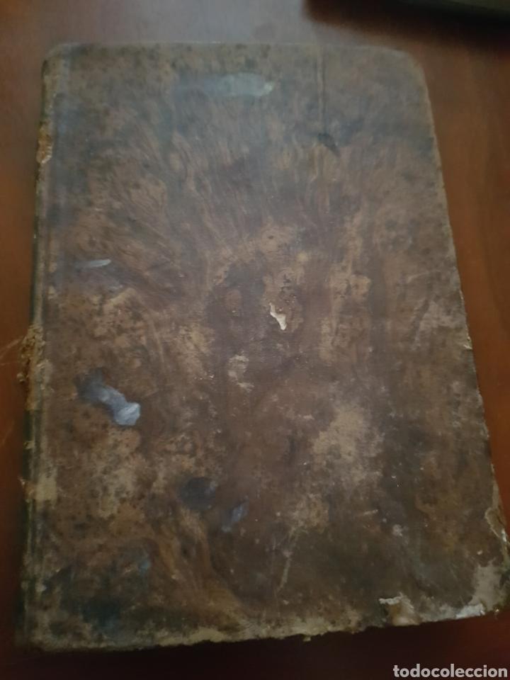 Libros antiguos: 1791 aventuras de Gil Blas de Santillana - Foto 2 - 123505260