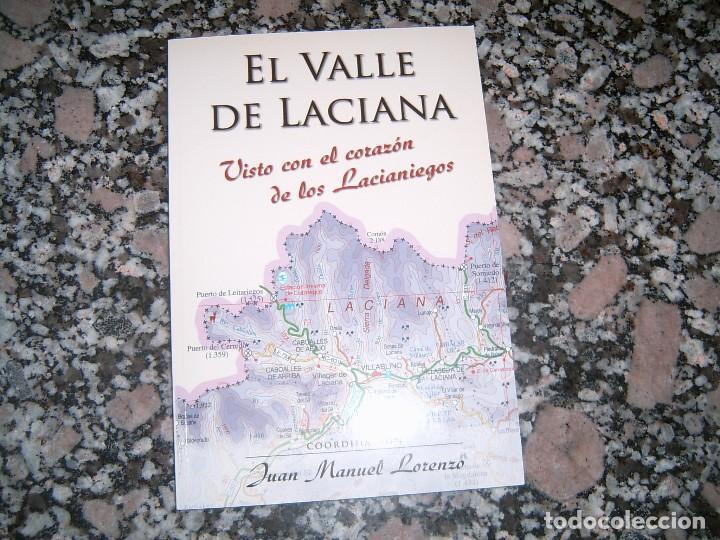 LIBRO EL VALLE DE LACINA (Libros Antiguos, Raros y Curiosos - Historia - Otros)