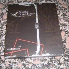 Libros antiguos: EL CAMINO DE SANTIAGO POR CASTILLA Y LEON. Lote 123533579