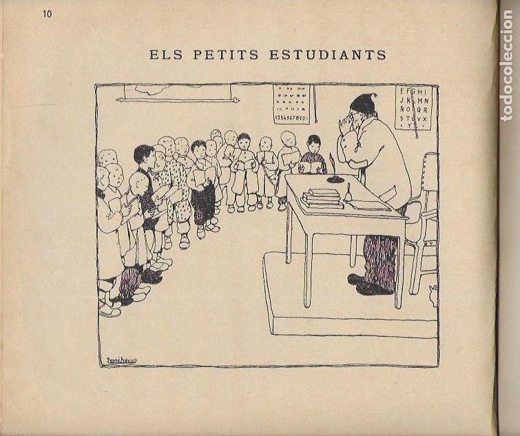 Libros antiguos: Cançons d' infants / N. Freixas; il. Torné Esquius. BCN : Henrich, 19??. 10na ed. 23x27cm. 30 p. - Foto 4 - 123559591