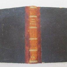 Libros antiguos: DON MANUEL JOSÉ QUINTANA OBRAS INÉDITAS. RM86619. Lote 123593799