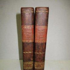Libros antiguos: HISTORIA SECRETA DEL GABINETE DE NAPOLEON BONAPARTE Y...GOLDSMITH, LUIS. 1813.. Lote 123195346