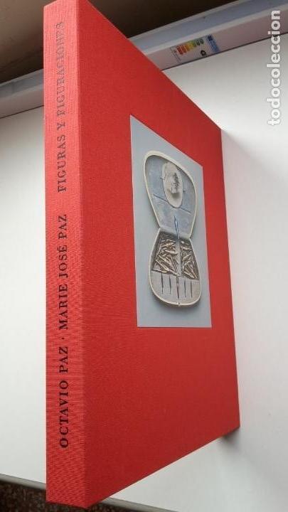 Libros antiguos: Figuras y Figuraciones Octavio Paz; Marie José Paz - Foto 8 - 124073355