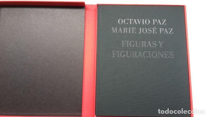 Libros antiguos: Figuras y Figuraciones Octavio Paz; Marie José Paz - Foto 2 - 124073355