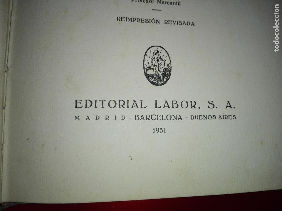 Libros antiguos: LIBRO-LA CONTABILIDAD POR EL SISTEMA CENTRALIZADOR-LEÓN BATARDÓN-BARCELONA-1931-2ªEDICIÓN - Foto 11 - 124151135