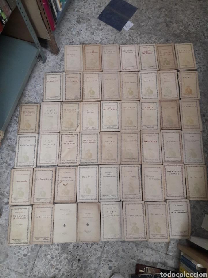 Libros antiguos: Lote de 50 libros de compañía ibero-americana de publicaciones. Años 30 más menos. Oportunidad - Foto 2 - 124290270