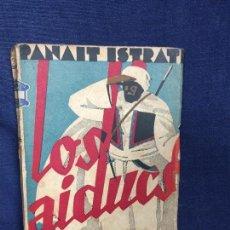 Libros antiguos: LOS AIDUCS NARRACIONES DE ADRIÁN ZOGRAFFI JOAQUIN VERDAGUER 1920. Lote 124431439