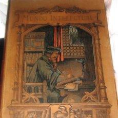 Libros antiguos: MUNDO INTELECTUAL DE BERLIN CHARLOTTENBURG 1901 - SOLO EXISTEN 7 EJEMPLARES EN EL MUNDO. Lote 124453167