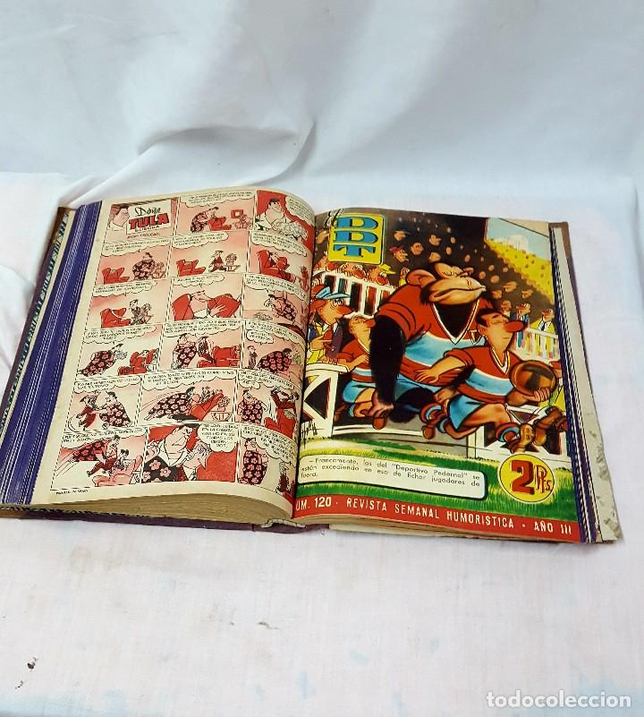 DDT II Y III EPOCA ENCUADERNADO (Libros Antiguos, Raros y Curiosos - Literatura Infantil y Juvenil - Otros)