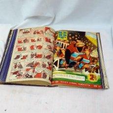 Libros antiguos: DDT II Y III EPOCA ENCUADERNADO. Lote 124458019