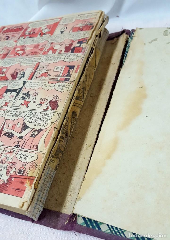 Libros antiguos: DDT II y III EPOCA ENCUADERNADO - Foto 5 - 124458019