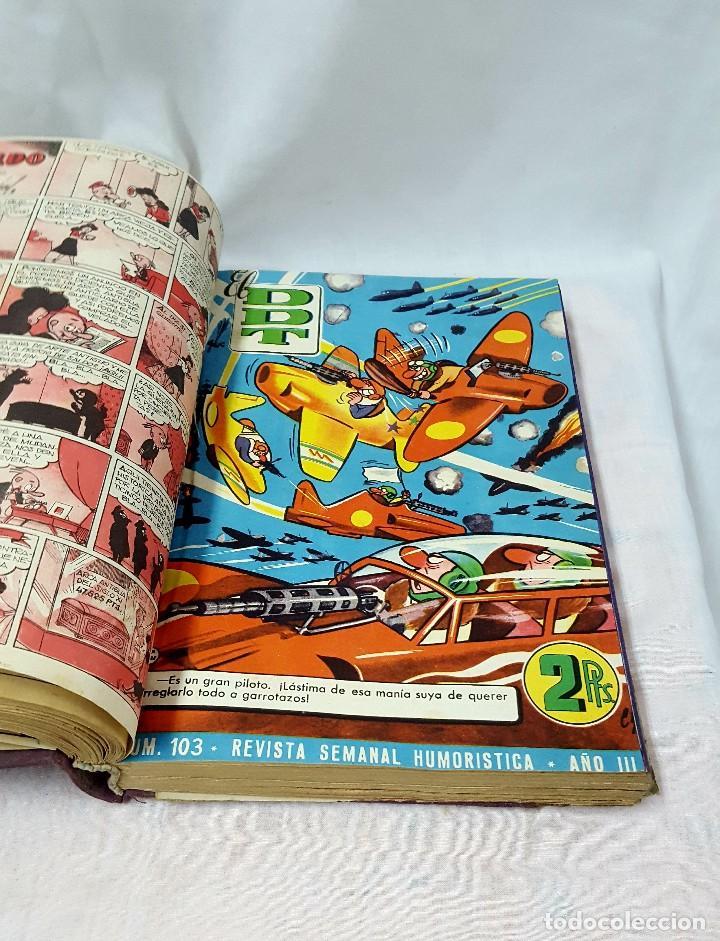 Libros antiguos: DDT II y III EPOCA ENCUADERNADO - Foto 6 - 124458019