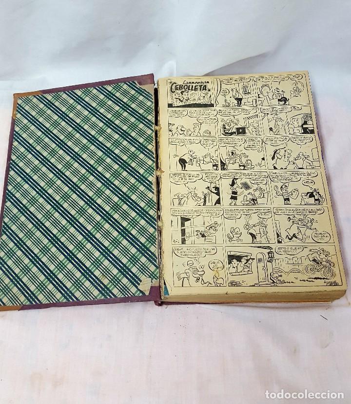 Libros antiguos: DDT II y III EPOCA ENCUADERNADO - Foto 9 - 124458019