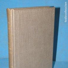 Libros antiguos: EL POBLAMENT PREHISTORIC DE CATALUNYA.- SERRA-RÀFOLS, JOSEP DE C.. Lote 124476947