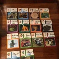 Libros antiguos - Antigua enciclopedia Disney 14 tomos - 158422258