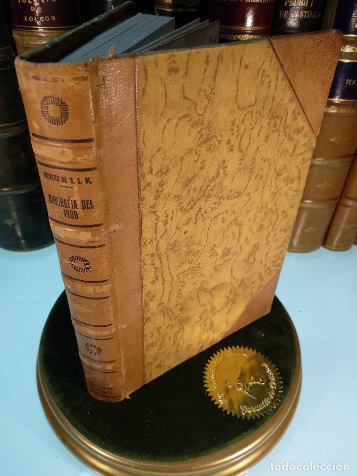 BIOGRAFÍA DEL 1900 - MELCHOR DE ALMAGRO SAN MARTÍN - REVISTA DE OCCIDENTE - 1944 - MADRID - (Libros Antiguos, Raros y Curiosos - Historia - Otros)