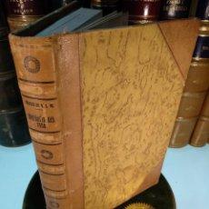 Libros antiguos: BIOGRAFÍA DEL 1900 - MELCHOR DE ALMAGRO SAN MARTÍN - REVISTA DE OCCIDENTE - 1944 - MADRID - . Lote 124486391