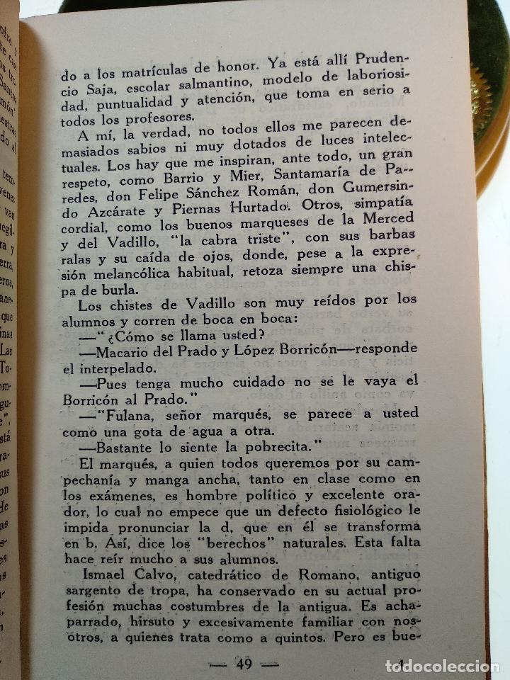 Libros antiguos: BIOGRAFÍA DEL 1900 - MELCHOR DE ALMAGRO SAN MARTÍN - REVISTA DE OCCIDENTE - 1944 - MADRID - - Foto 4 - 124486391