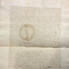 Libros antiguos: [DEFENSA DE LAS PRERROGATIVAS DE LA ORDEN EN CATALUÑA.] - [MANUSCRITO. INFANTE ENRIQUE DE ARAGÓN.]. Lote 123267154