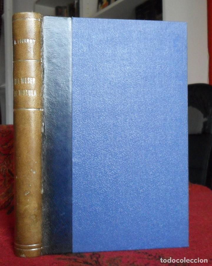 DEL WESER AL VÍSTULA CARTAS SOBRE LA MARINA ALEMANA. FERROL 1902. EDUARDO LOCKROY (Libros Antiguos, Raros y Curiosos - Historia - Otros)