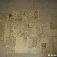 Libros antiguos: CONJUNTO RECETAS FINALES SIGLO XIX . Lote 124524207