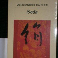 Libros antiguos: F1 SEDA ALESSANDRO BARIOCCO . Lote 124551903