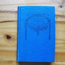 Libros antiguos: LA JUVENTUD DE AURELIO ZALDIVAR. A. HERNÁNDEZ CATÁ. BIBLIOTECA SOPENA.. Lote 124557791