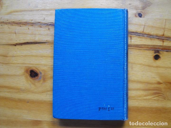 Libros antiguos: La Juventud de Aurelio Zaldivar. A. Hernández Catá. Biblioteca Sopena. - Foto 3 - 124557791