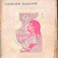 Libros antiguos: ENRIQUE MURGER : HELENA (COL. DIAMANTE, C. 1900). Lote 124647847