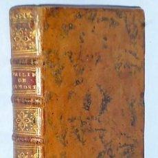 Libros antiguos: PHILIPPIQUES DE DEMOSTHÈNE, ET CATILINAIRES DE CICÉRON (1744). Lote 124670423