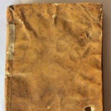 Libros antiguos: LIBRO. NUEVO ARTE DE COCINA. JUAN ALTAMIRAS 1758. FALTA HOJA 3,4.175,176 Y PRINCIPIO.. Lote 124704011