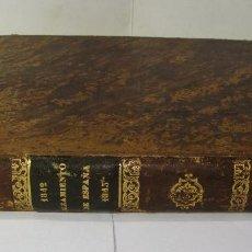 Libros antiguos: HISTORIA DE LOS ULTIMOS SUCESOS DE CÁDIZ - 1842. ALZAMIENTO DE ESPAÑA EN 1843. CON GRABADOS. (RAROS). Lote 125083351