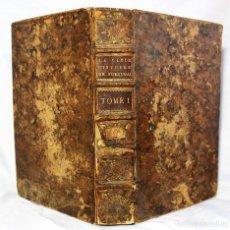 Libros antiguos: HISTOIRE GENERALE DE PORTUGAL · M. DE LA CLEDE · PARIS · 1735 · TOMO I · INCLUYE 2 MAPAS DESPLEGABLE. Lote 125101891