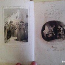 Libros antiguos: VIE DU CARDINAL XIMENES - RÉGENT D'ESPAGNE. Lote 125122123