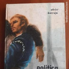 Libros antiguos: POLITICA SOCIAL, DE EFREN BORRAJO. Lote 125226163