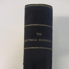 Libros antiguos: THE ELECTRICAL ENGINEERS P. F. ROWELL 1923 1176 PÁGINAS BUEN ESTADO (VER FOTOGRA. Lote 125240331