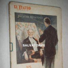 Libros antiguos: JACINTO BENAVENTE.LOS NUEVOS YERNOS.1925.EL TEATRO MODERNO.. Lote 125241171