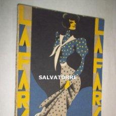 Libros antiguos: JACINTO BENAVENTE,.PEPA DONCEL.COMEDIA EN TRES ACTOS.1928.LA FARSA.. Lote 125241551