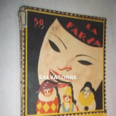 Libros antiguos: LUIS DE VARGAS.LOS LAGARTERANOS.COMEDIA EN TRES ACTOS.1927. Lote 125242219