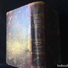 Libri antichi: ESCENAS DE LA VIDA BOHEMIA. HENRY MÜRGER (1900) LA CIUDAD NEGRA. JORGE SAND. Lote 125260935