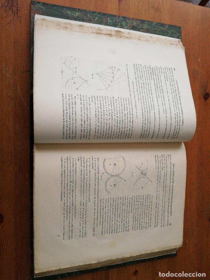 Libros antiguos: Des machines a vapeur. C. E. Jullien. 1859. Texto y Atlas. - Foto 12 - 125275439