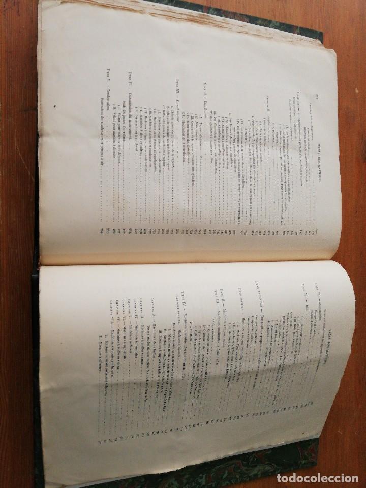 Libros antiguos: Des machines a vapeur. C. E. Jullien. 1859. Texto y Atlas. - Foto 18 - 125275439