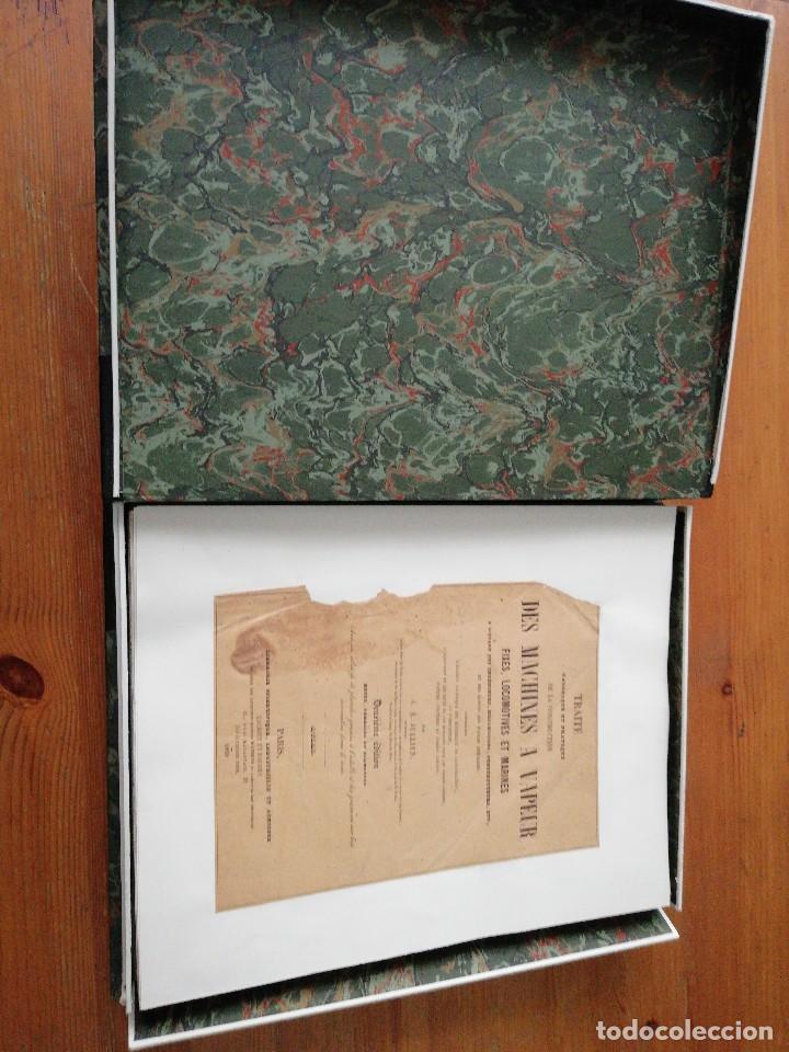 Libros antiguos: Des machines a vapeur. C. E. Jullien. 1859. Texto y Atlas. - Foto 22 - 125275439