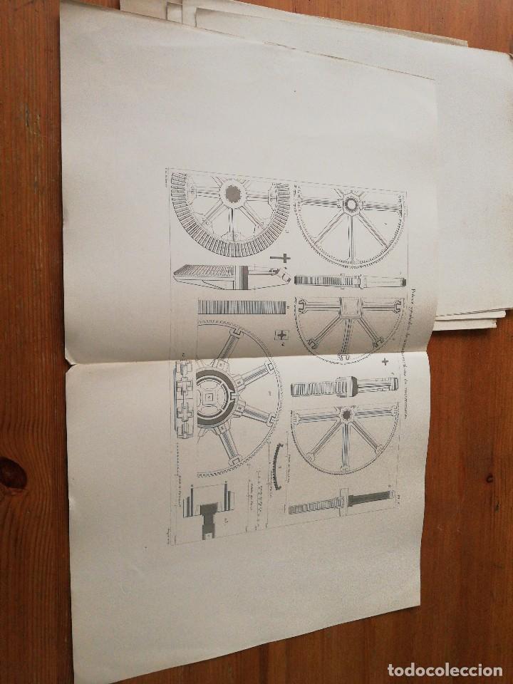 Libros antiguos: Des machines a vapeur. C. E. Jullien. 1859. Texto y Atlas. - Foto 26 - 125275439
