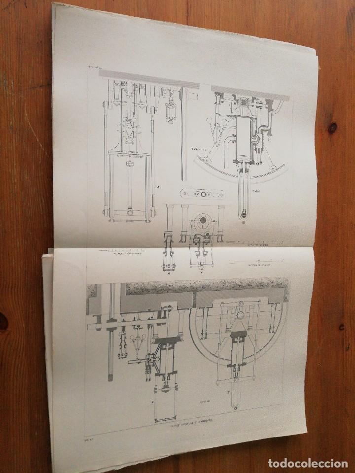 Libros antiguos: Des machines a vapeur. C. E. Jullien. 1859. Texto y Atlas. - Foto 27 - 125275439