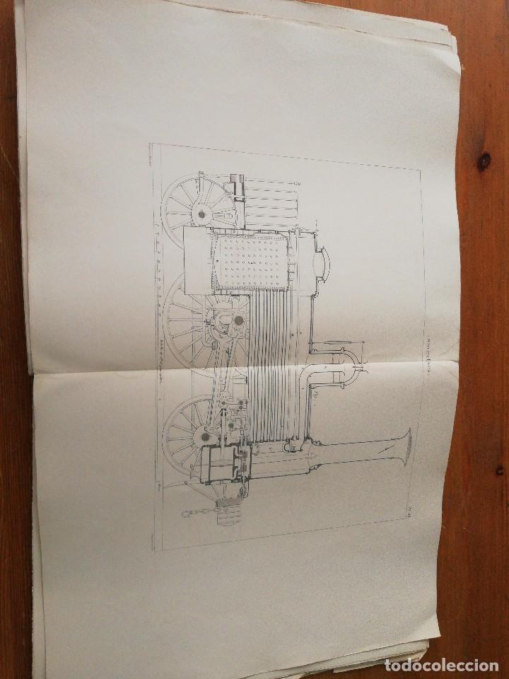 Libros antiguos: Des machines a vapeur. C. E. Jullien. 1859. Texto y Atlas. - Foto 28 - 125275439