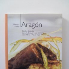 Libros antiguos: NUESTRA COCINA Nº 15: ARAGON. Lote 125334607