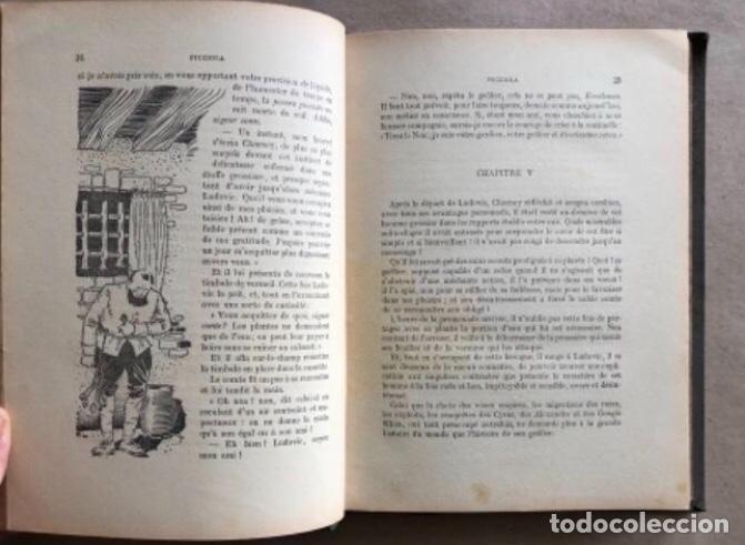 Libros antiguos: PICCIOLA, XAVIER SAINTINE (ED. BOIVIN & C, 1931). ILLUSTRATIONS DE M. LEMAINQUE. 186 PÁGINAS. ILU - Foto 4 - 125334895