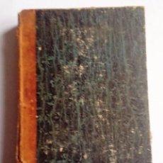 Libros antiguos: VIDA Y VIAJES DE CRISTOBAL COLÓN WASHINGTON IRVING (ADORNADA EN 60 GRABADOS) GASPAR Y ROIG, 1854 . Lote 125339307