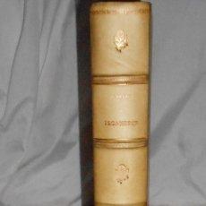 Libros antiguos: BOCCACCIO, DECAMERÓN [EN CATALÁN] · BIBLIOTECA HISPÁNICA NEW YORK, 1910 · GRAN FORMATO 27 X 18,5. Lote 125413315